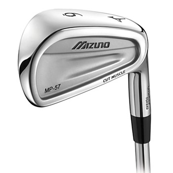 Mizuno MP-57 Iron Set Preowned Golf Club