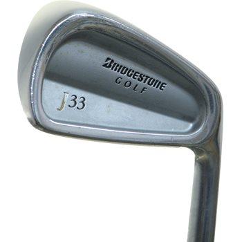 Bridgestone J33 Forged Iron Set Preowned Golf Club