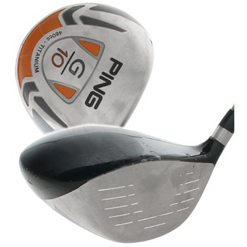 Ping G10 Driver Preowned Clubs