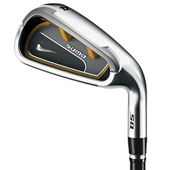 Nike SQ Sumo Iron Set Preowned Golf Club