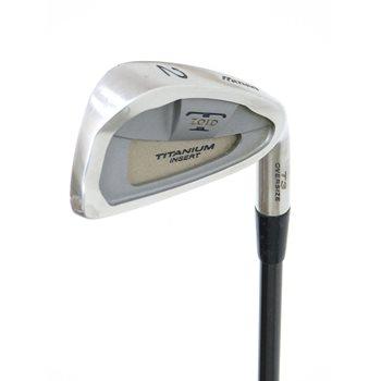 Mizuno T-ZOID TI Iron Individual Preowned Golf Club