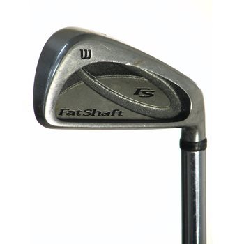 Wilson Fat Shaft II Iron Set Preowned Golf Club