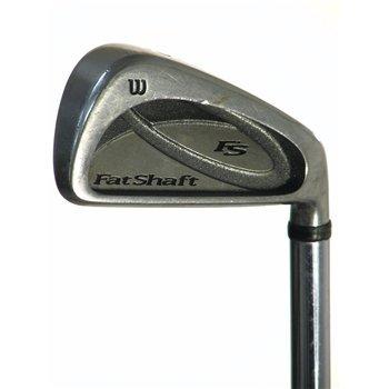 Wilson Fat Shaft II Iron Set Preowned Golf Club
