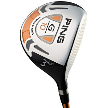 Ping G10 Fairway Wood Preowned Golf Club
