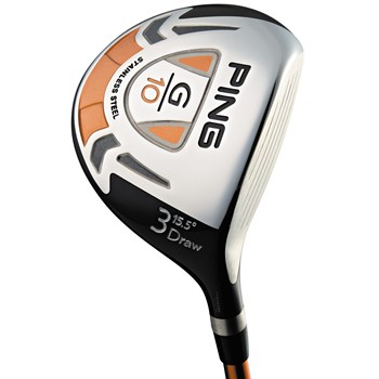 Ping G10 Draw Fairway Wood Preowned Golf Club