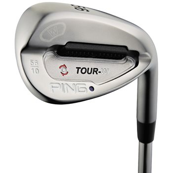 Ping Tour-W Black Chrome Nickel Wedge Preowned Golf Club