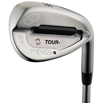 Ping Tour-W Black Chrome Nickel Wedge Preowned Golf Club