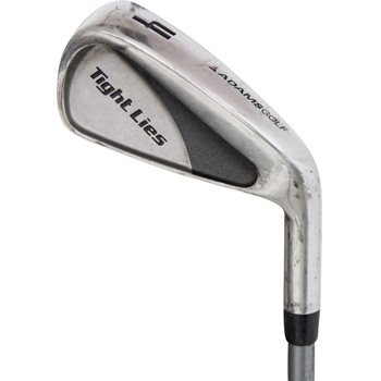 Adams Tight Lies Performance Iron Individual Preowned Golf Club