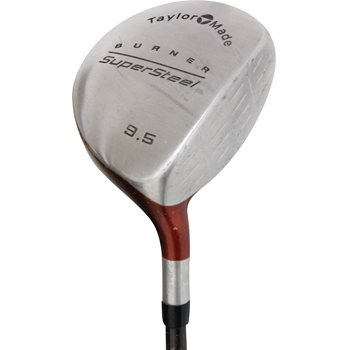 TaylorMade Burner Supersteel 250 Driver Preowned Golf Club
