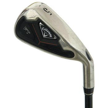 Callaway FT Iron Set Preowned Golf Club