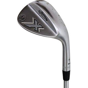 Callaway X-Forged White Chrome Wedge Preowned Golf Club