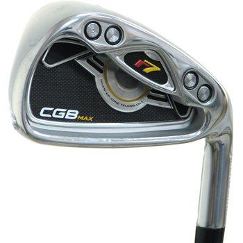 TaylorMade r7 CGB MAX 2008 Iron Individual Preowned Golf Club