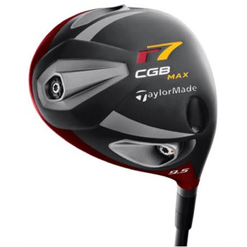 TaylorMade r7 CGB MAX Limited Driver Preowned Golf Club