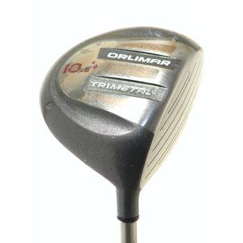 Orlimar TRIMETAL PLUS Driver Preowned Golf Club
