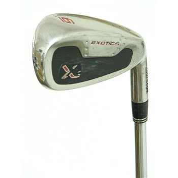Tour Edge Exotics EX-3 Iron Set Preowned Golf Club