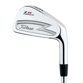 Titleist ZB Blend Forged Iron Set Preowned Golf Club