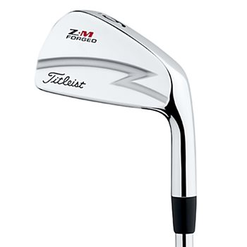 Titleist ZM Muscle Forged Iron Set Preowned Golf Club