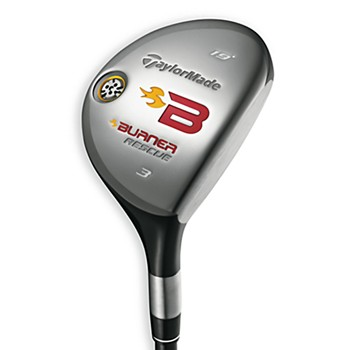 TaylorMade Burner Rescue High Launch Hybrid Preowned Golf Club