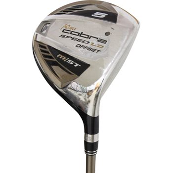 Cobra Speed LD-M Offset 2008 Fairway Wood Preowned Golf Club