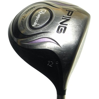 Ping Rhapsody Driver Preowned Golf Club
