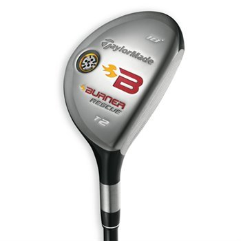 TaylorMade Burner Rescue Tour Launch Hybrid Preowned Golf Club