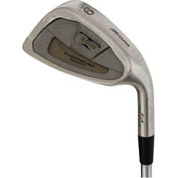 Mizuno T Zoid T3 Oversize Iron Individual Preowned Golf Club