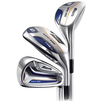 Mizuno MX-100 Iron Set Preowned Golf Club
