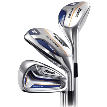 Mizuno MX-100 Iron Set Preowned Golf Club