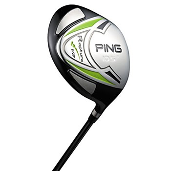 Ping Rapture V2 Driver Preowned Golf Club