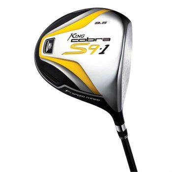 Cobra S9-1 F Driver Preowned Golf Club