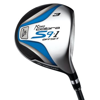 Cobra S9-1 M Offset Fairway Wood Preowned Golf Club