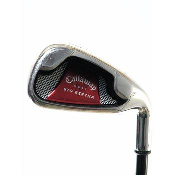Callaway Big Bertha 2008 Iron Individual Preowned Golf Club