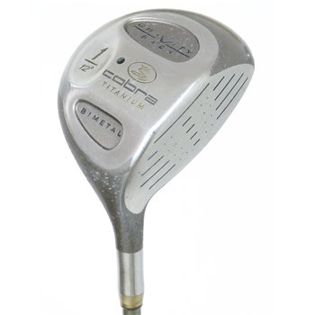 Cobra GRAVITY BACK Driver Preowned Golf Club