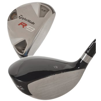 TaylorMade R9 TP Fairway Wood Preowned Clubs