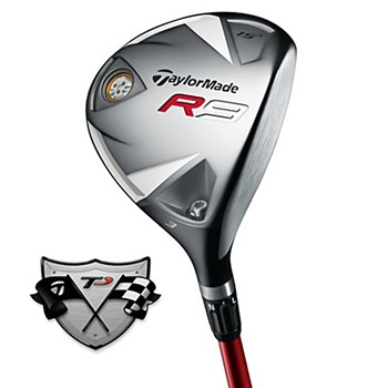 TaylorMade R9 TP Fairway Wood Preowned Golf Club