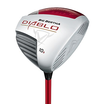 Callaway Big Bertha Diablo Draw Driver Preowned Golf Club