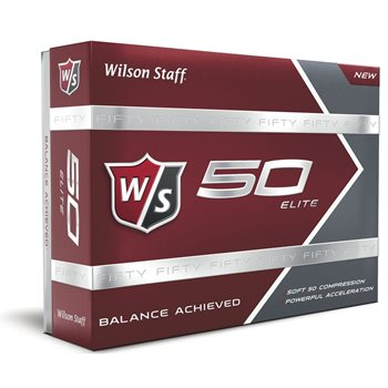 Wilson Fifty Elite Golf Ball Balls