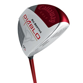 Callaway Big Bertha Diablo Neutral Fairway Wood Preowned Golf Club