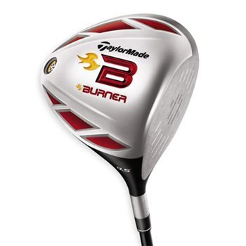 TaylorMade Burner '09 TP Driver Preowned Golf Club