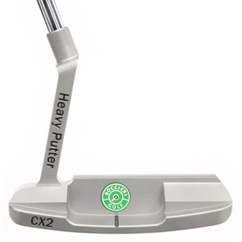 Heavy CX2-MW Mid Weight Satin Putter Preowned Golf Club