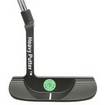 Heavy J2-MW Mid Weight Black Putter Preowned Golf Club
