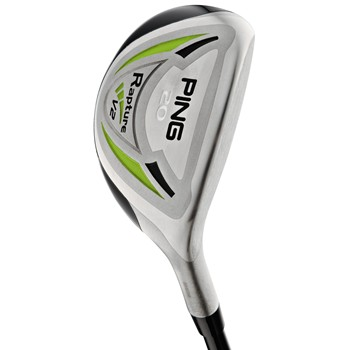 Ping Rapture V2 Hybrid Preowned Clubs