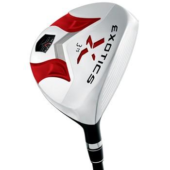 Tour Edge Exotics XCG V Fairway Wood Preowned Golf Club