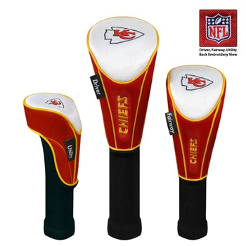 McArthur Sports NFL 3-Pack Headcover Accessories