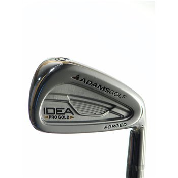 Adams Idea Pro Gold Iron Set Preowned Golf Club