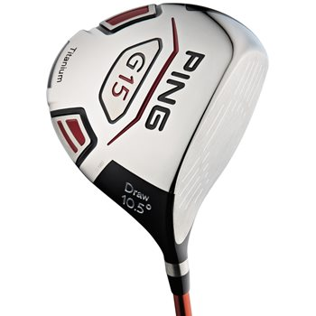 Ping G15 Draw Driver Preowned Golf Club