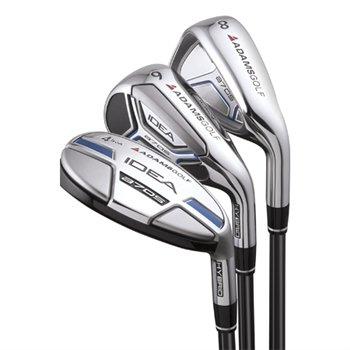 Adams Idea a7OS Hybrid Iron Set Preowned Golf Club