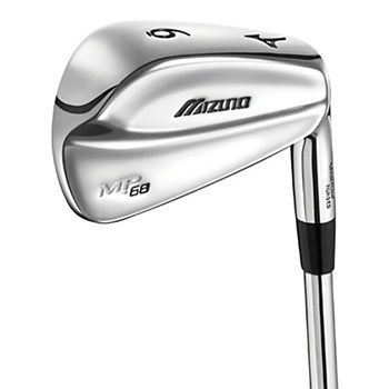 Mizuno MP-68 Iron Set Preowned Golf Club