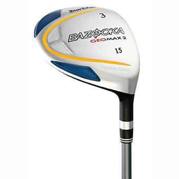 Tour Edge Bazooka GeoMax 2 Fairway Wood Preowned Golf Club