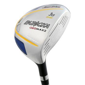 Tour Edge Bazooka GeoMax 2 Draw Fairway Wood Preowned Golf Club